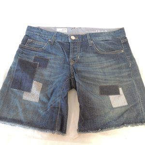 Gap 1969 Boyfriend Button Fly  jean shorts womens